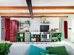 cozinha integrada planete deco