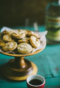 Ouzo and Lemon Biscuits Recipe