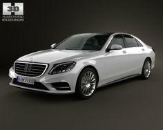 MercedesBenz SClass W222 2014