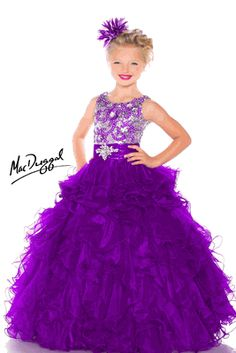 71178d645 15 Best Kids pageant gowns images