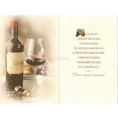 blahoželanie k 40 narodeninám k vínu - Hľadať Googlom Red Wine, Alcoholic Drinks, Glass, Food, Wine, Drinkware, Corning Glass, Essen, Liquor Drinks