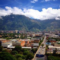 Caracas, la Sultana del Avila...siempre hermosa