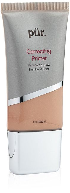 Pur Minerals Correcting Primer Illuminate and Glow, Pearl, 1 Fluid Ounce * This is an Amazon Affiliate link. Check out the image by visiting the link.