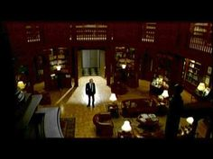 This library from Meet Joe Black was actually a set that was built in the armory across the street from my Park Slope apartment. When not filming, the set guys would sneak me and friends into the fake library (there was also a fake indoor pool) to play.