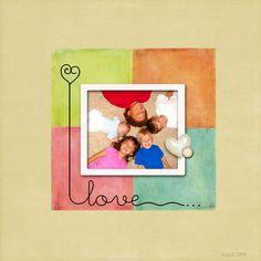 Love Layout