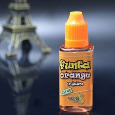 Vapor Boy Funta Orange - Le DIY pour les Nuls