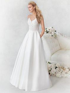 Kenneth Winston: - New York Bride & Groom, Charlotte, NC Groom Wedding Dress, Wedding Dress Styles, Designer Wedding Dresses, Wedding Attire, Bride Groom, Lace Bridal, Bridal Gowns, Wedding Gowns, Dresses Elegant