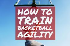 Agility is one aspect that every athlete should improve. Basketball is not a sport exempted from it. We've listed down some information to train basketball agility. Basketball Workouts, Athlete, Train, Strollers