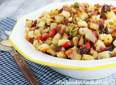 Company Baked Breakfast Potatoes, Recipes That Feed A Lot Of People, Breakfast Recipes