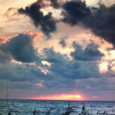 South jetty sunrise feb 2012