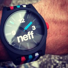 Neff watch I bought in PTown