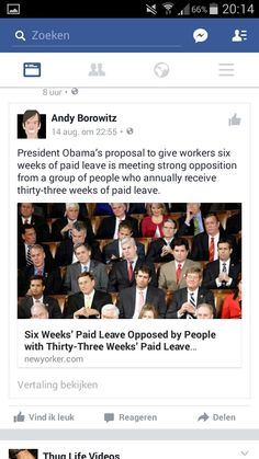 They get thirty three weeks of paid leave? When tf do they work?