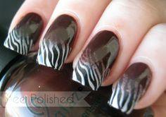 Bee Polished #nail #nails #nailart