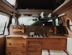 The Rolling Home interior