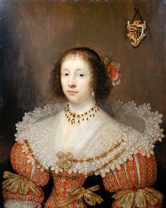 Lady Diana Cecil | Lady Diana Cecil (1596–1654), Countess ...
