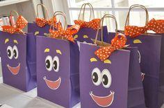 Dora the Explorer Birthday Party Ideas | Photo 36 of 88 | Catch My Party