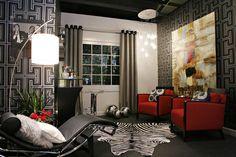 gorgeous room - designer sense