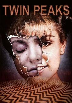 Twin Peaks Vintage Laura Palmer Dead Poster