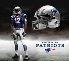 Oh YEA!  Patriots new uniform!