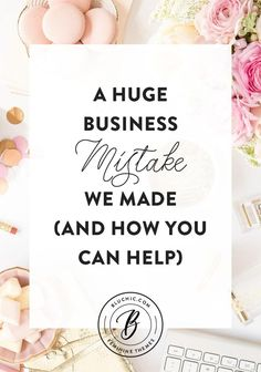 We share a huge mistake we made in our business (an email list disaster) & how you can help us out in this post