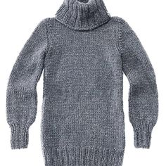 Strickmuster: Rollkragenpullover stricken - Anleitung und Schnitt The Effective Pictures We Offer Yo Loom Knitting Projects, Knitting Patterns, Beautiful Crochet, Knit Cardigan, Capsule Wardrobe, Knit Crochet, Men Sweater, Turtle Neck, Clothes