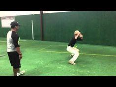 Wall Ball Fielding Drill - Winning Baseball