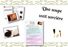Dossier Une soupe 100% sorcière