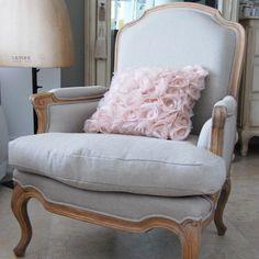 Beauvais Oak Armchair