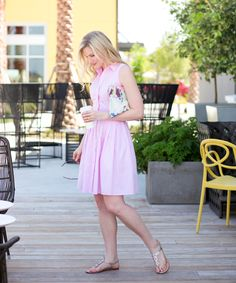 On The Town with ABD: The Shirtdress - Ashley Brooke DesignsAshley Brooke Designs