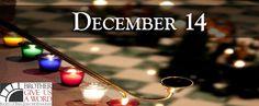 December 14 #adventword