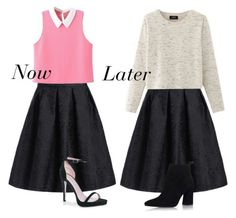 Easy ideas on how to style your favorite summer skirts into fall and winter.