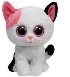 Ty Beanie Boos Muffin Cat Plush by Ty Beanie Boos, http://www.amazon.com/dp/B00B2ZZQ7E/ref=cm_sw_r_pi_dp_DcwMrb080Y1Y1