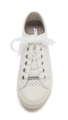 DKNY Barbara Perforated Sneakers