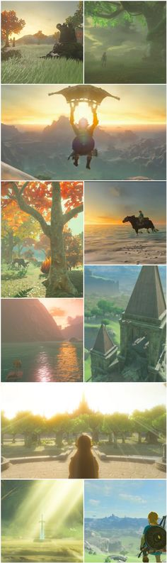 Zelda Breath of the Wild Screenshots