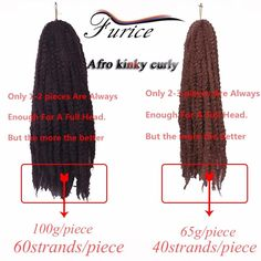 afro kinky culy braids-styles