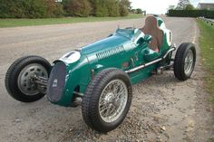 1936  Austin  7 Twin Cam for sale at Hall and Hall
