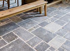 Pietrák - Otti Manufactura Terrace Tiles, Garden Fountains, Wall Finishes, Tile Floor, Wall Decor, Indoor, Crafts, Home Decor, Wall Hanging Decor