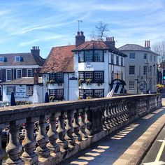 the Angel on the Bridge at Henley On Thames