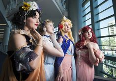10 Crazy Disney Halloween Costumes to Copy From This Year's D23 Expo via Brit + Co.