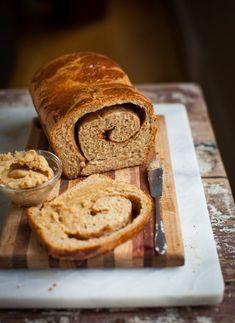 Cinnamon Swirl Spelt Loaf   Simple Bites