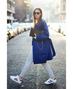 df8451bfc74 Official Cheap Adidas Superstar Womens Outfit Sale UK T-1028 Style Star, Style  Fashion