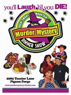 Great Smoky Mountain Murder Mystery Dinner SHow