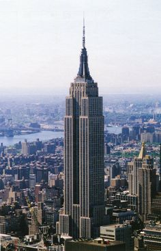 Empire State Bldg in NYC