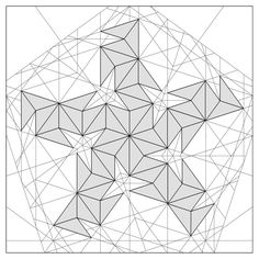 truncated prism - Google Search Zing-Man Origami - Polyhedra and Tessellations  zingman.com 840 × 840Search by image Crease pattern for Great Dodecahedron