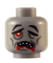 Lego Head - Jay would love this!