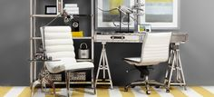 Make your workspace chic.