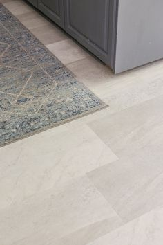 Luxury Vinyl Tile Over Existing Flooring- One Year Review