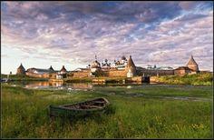 Arkhangelsk Oblast, Solovetskie islands, Russia.