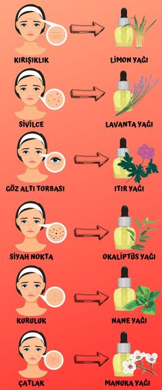 Hangi doğal yağı kullanarak hangi cilt sorununu tedavi edebilirsiniz, aromate… Which natural oil can treat which skin problem using, we have listed for those who are aromatherapy enthusiast … # Which natural oil is good for which skin problem Beauty Care, Beauty Skin, Health And Beauty, Beauty Hacks, Outdoor Fotografie, How To Grow Eyebrows, Mouthwash, Makeup Tricks, Tips Belleza