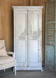 French armoire fantastic vintage armoire ...